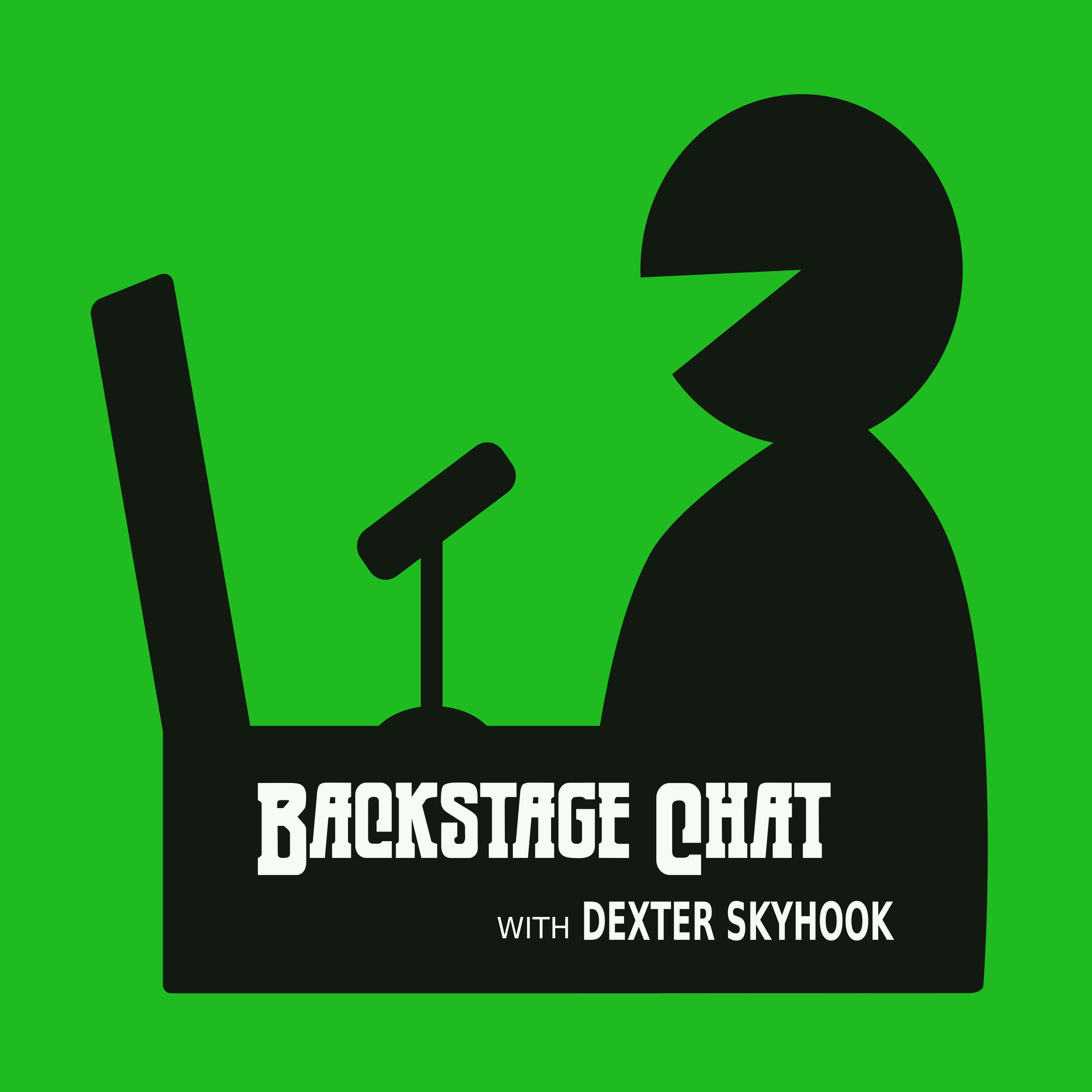Backstage Chat with Dexter Skyhook